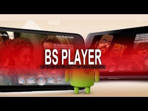 BS Player ¿El mejor reproductor de video para Android?