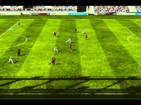 FIFA 14 iPhone/iPad - Sydney FC vs. Reading