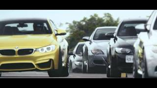 BMW M4 Music Video Compliation