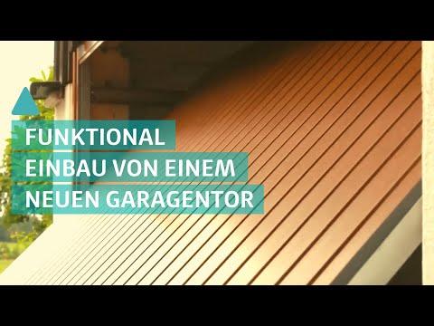 Sicherheit beim Garagentor – diese Funktionen sind heute wichtig