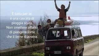 Niccolò Agliardi e i Braccialetti Rossi- Il bene si avvera (Ci sono anch'io)+ TESTO.