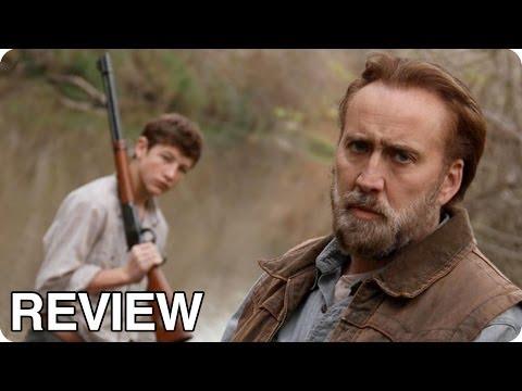Trailer Revew | JOE (Nicolas Cage, Tye Sheridan)
