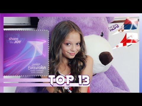 Junior Eurovision 2019 – Top 13 [Georgia