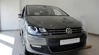 2018 New VW Sharan Exterior and Interior