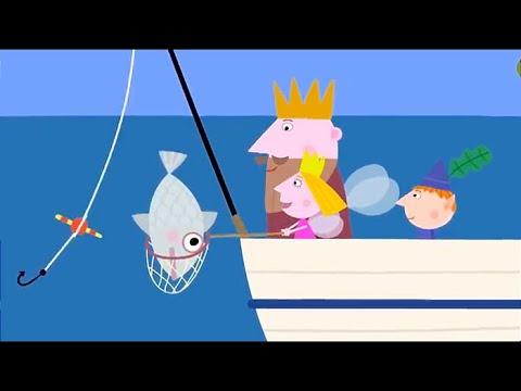 Маленькое королевство Бена и Холли на русском | Сборник 1 час | Добрые мультики