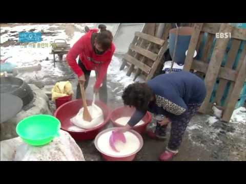 다큐 오늘 - 다큐 오늘 - 산골 마을 촘린의 겨울_#001