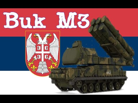 Novi Buk M3 java ili san za srpsku PVO - New SAM system Buk M3 for Serbian Air Defense
