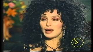 Cher - GMTV interview (1991) Part 2