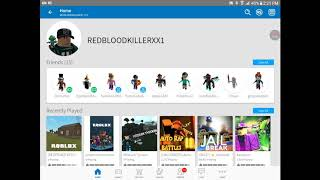 Free account with robux (100% real)