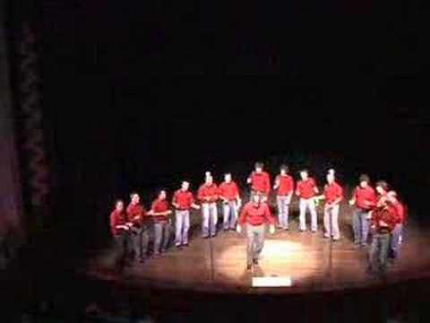 2005 Miami U. Cheezies a cappella: LOVE Video