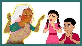 Sona Rupa Aur Daayan | Hindi Kahaniya for Kids | Stories for Kids | Hindi Animated Stories