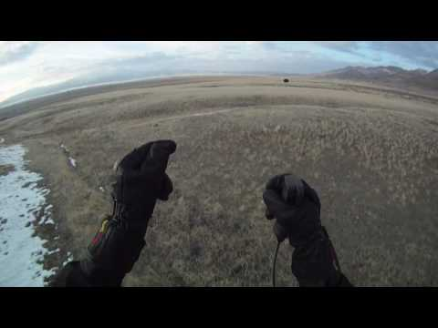 K2 Paramotoring NO HANDS!!! Powered Paraglider World's Safest, Most Stable & Easiest To Fly!!!