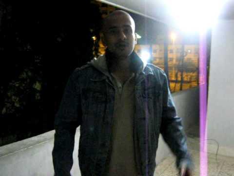 Sajeel Freesyle Rap, Karachi City ! 17-11-09 video
