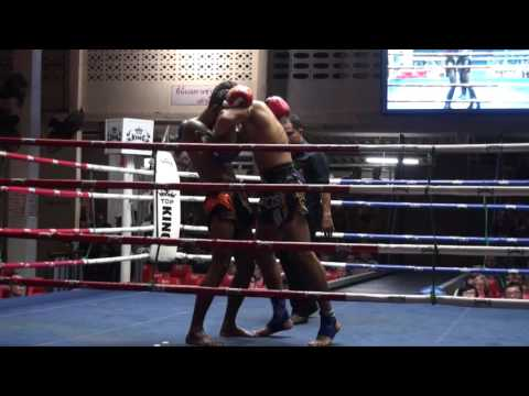 Ploidaeng (Tiger Muay Thai) vs Nata (Phuket Fight Club) @ Patong Stadium 25/4/16
