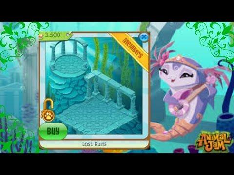 Animal Jam Under Water Den