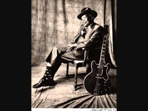 John Lee Hooker - I Put My Trust On You