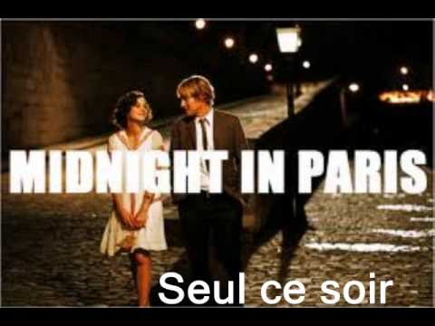 Seul ce soir ( Midnight in Paris ) : Café Royal Salon Orchestra