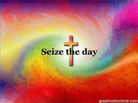 Seize The Day Carolyn Arends video