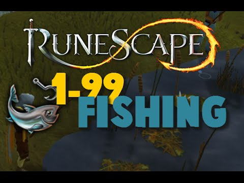 Runescape 1-99 Fishing Guide 2015 – Fastest Method F2P and P2P – iAm Naveed Runescape