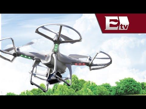 Recurren a los drones para la protección del medio ambiente/ Hacker