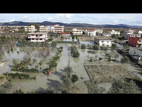 Flooding in Balkans causes major losses to livestock and crops