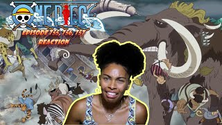THE MINKS VS JACK THE DROUGHT! | ONE PIECE EPISODE 755, 756, 757 REACTION