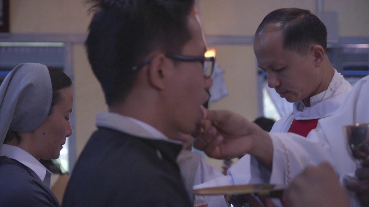 Catholics in Myanmar prepare for Pope Francis' visit