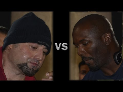 Nahas (KSA) vs Rob (USA)