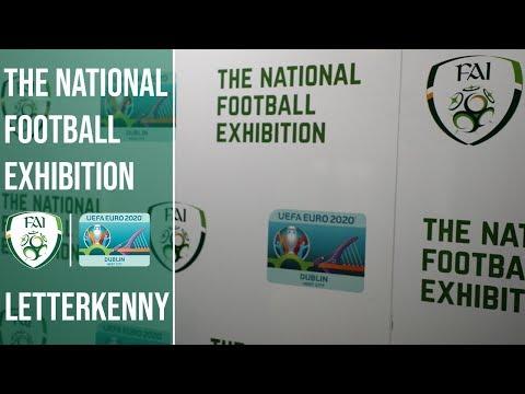 National Football Exhibition | Letterkenny