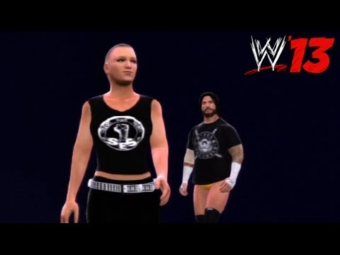 WWE '13 Community Showcase: Serena Deeb (Xbox 360)