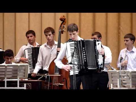 Vasile Pandelescu- suită de melodii populare 2 (Cristian Postoroncă)
