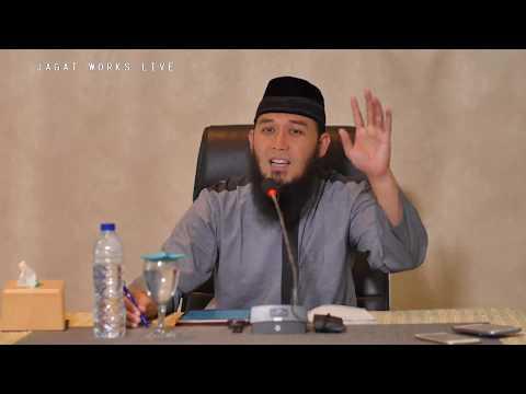 "[Live] Ustadz Rizal Yuliar, - "" Begini Seharusnya Pribadi Seorang Muslim, hadist no.26 """