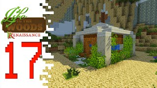 Life In The Woods: Renaissance - EP17 - Surprise After Surprise! (Minecraft)