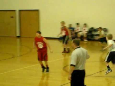 Mrballenboy23 fairview basketball vs asheville christian academy - 01/09/2012