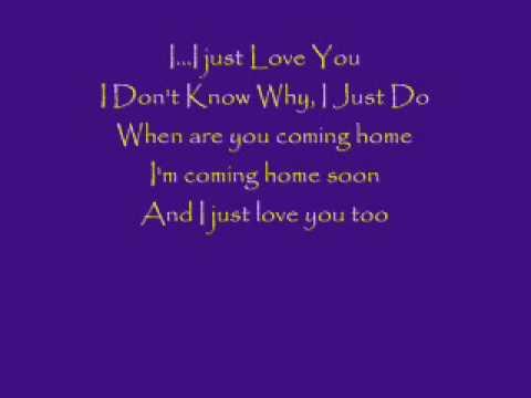 Adam Lambert - I Just Love You