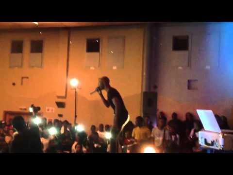 Calado Show Em Windhoek,namibia ...entrada Forte video