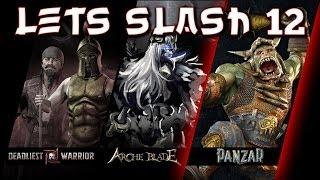 Let's Slash 012 - LP-Routine und Steuerhinterziehung [deutsch] [720p]