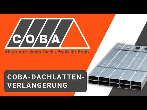 Dachlattenverlängerung