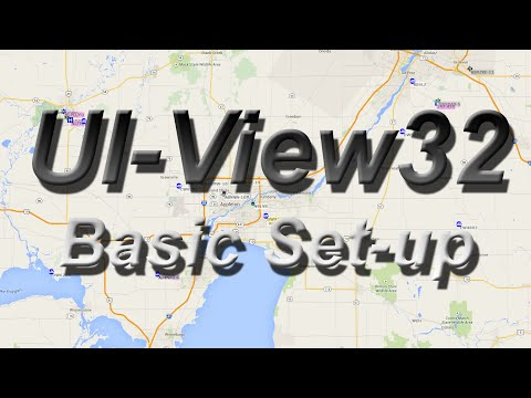 Ui-View 32 Simple Setup