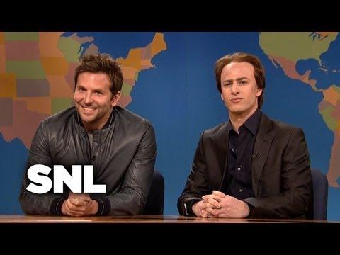 Weekend Update: Nicolas Cage and Bradley Cooper - Saturday Night Live