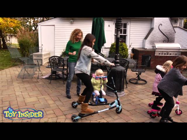 Yvolution Scooters—Toy Insider Kids Review
