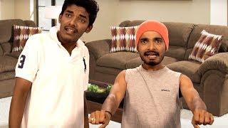 Don Mitra Aani Heroine - Marathi Joke | Latest Comedy Videos