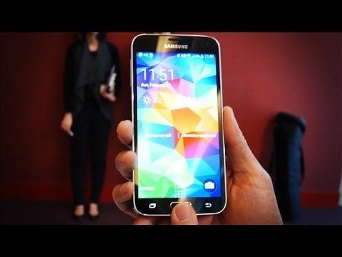 SamsungGalaxyS5 Preview | Mobile World Congress 2014