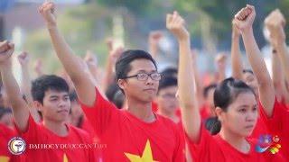 Flashmob CTUMP 2016 - Việt Nam Ơi - (Bản chính thức)