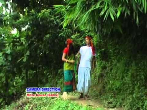 Chakma Song-o Poran By Amrita Chakma Ami video
