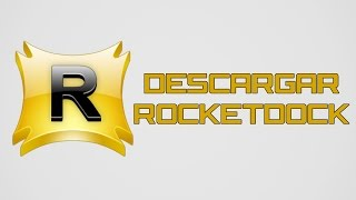 Como descargar e instalar Rocketdock Full