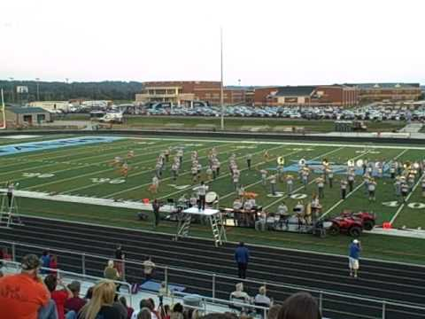Butler County High School Marching Band 2012