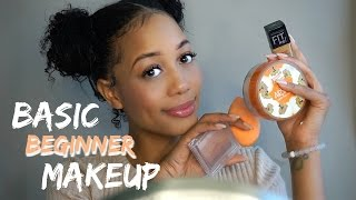 Everyday Beginner Makeup