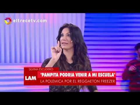 ¡Guerra declarada! Silvina Escudero desafía a Pampita