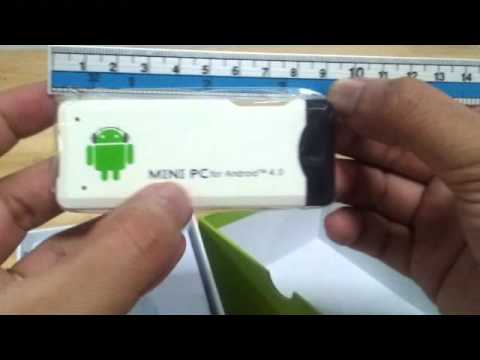 รีวิว (review tv box mini pc android for android 4.0 ) mk802 deenaja.shopping.co.th#1